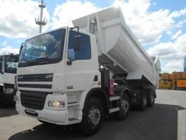 kipper vrachtwagen > 7.5 t DAF CF85 2017