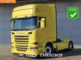 standaard trekker Scania R490 4X2 Retarder Hydraulik Alcoa's Xenon Euro 6 2014