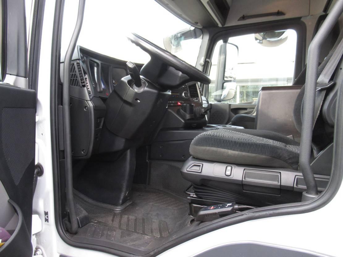 platform vrachtwagen Mercedes-Benz 1830 LL 4x2 Full Air Suspension Euro 6 2017