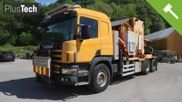 overige bouwmachine Scania 124 2003
