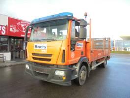autotransporter vrachtwagen Iveco 120E18 2011