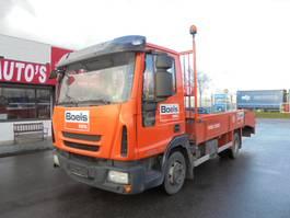 autotransporter vrachtwagen Iveco 75E16 EEV 2012