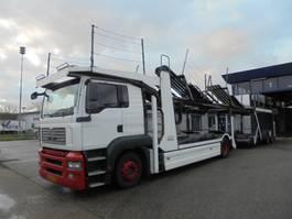 autotransporter vrachtwagen MAN TGA 18 2007