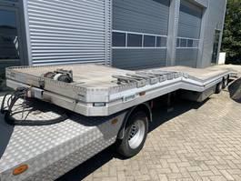 autotransporter oplegger Veldhuizen p37/3 oplegger auto transport 2014