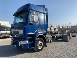 chassis cabine vrachtwagen Renault Premium 460 DXi 2012