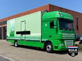 bakwagen vrachtwagen DAF XF 105 SSC / THEO MULDER ISO 2009