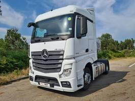 standaard trekker Mercedes-Benz Actros Retarder 2016