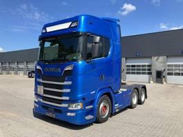 standaard trekker Scania S 580 A6x2NB 2018
