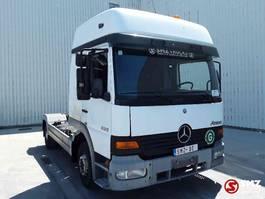 standaard trekker Mercedes-Benz 823 6 cylinder Airco 2002