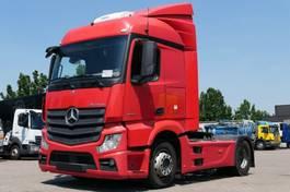 overige vrachtwagens Mercedes-Benz Actros Retarder Standklima bluetec 6 2014
