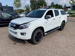 pick-up bedrijfswagen Isuzu 2.5 TDI 120KW AUT. Double Cab 4WD LSX GENERATION 2016