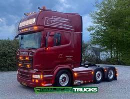 standaard trekker Scania R Full Air suspension- special interior- 2015