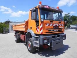 kipper vrachtwagen > 7.5 t Iveco EUROTRAKKER CURSOR 4X4 3 St. Kipper 2001