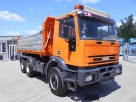 kipper vrachtwagen > 7.5 t Iveco TRAKKER 6X4 3-ST. Kipper 1998