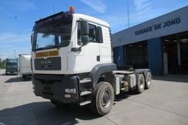 standaard trekker MAN 26.430 6x6 / hub reduction / Hydraulic 2005