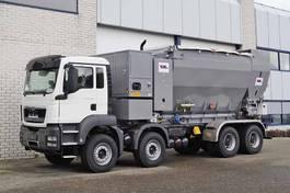 betonmixer vrachtwagen MAN TGS 41 BB-WW CONCRETE MIXING PLANT