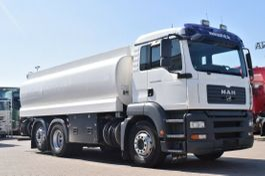 tankwagen vrachtwagen MAN TGA 26 6x2 Tankwagen LiFi 20900 Oben/unten 2008