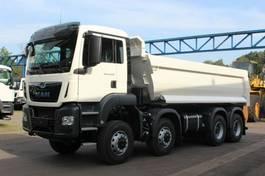 kipper vrachtwagen > 7.5 t MAN TGS 41 8x6 / Kipper / EURO 6 2019
