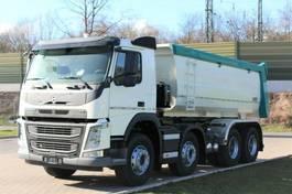 kipper vrachtwagen > 7.5 t Volvo 430 8x4 / EuromixMTP TM 18m³ Mulde EURO 6