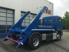 kipper vrachtwagen > 7.5 t MAN TGM 18 4x2 / HYVA - Absetzer 2020