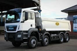 kipper vrachtwagen > 7.5 t MAN TGS 41 8x8/ Meiller Kipper / EURO 6 2019