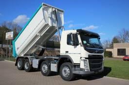 containersysteem vrachtwagen Volvo 430 8x4 / EuromixMTP TM 18m³ Mulde EURO 6