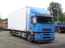 bakwagen vrachtwagen Iveco Stralis 350 4x2 / LBW / Klima / Retarder 2004