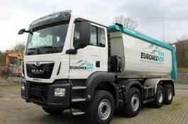 containersysteem vrachtwagen MAN 41.430 8x4 / Kipper-EuromixMTP / EURO 6 2019