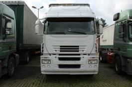 bakwagen vrachtwagen Iveco Stralis 350 4x2 Klima 2007