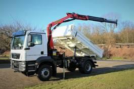 kraanwagen MAN TGM 18 4x4 / Palfinger PK 11001 2020