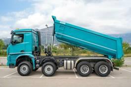 kipper vrachtwagen > 7.5 t Mercedes-Benz 4142 8X4 MuldenKipper Euromix EMT 16m 2020