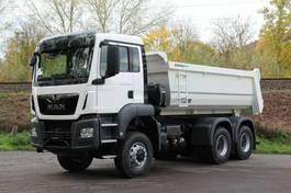 containersysteem vrachtwagen MAN TGS 33 6x4 /Mulden-Kipper