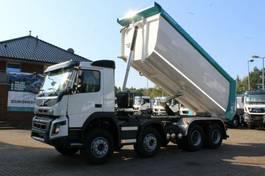 containersysteem vrachtwagen Volvo 430 8x4 / EuromixMTP TM18 HARDOX 2020