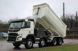 kipper vrachtwagen > 7.5 t Volvo 430 8x4 / EuromixMTP TM18 HARDOX 2020