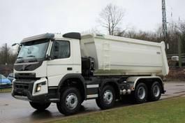 kipper vrachtwagen > 7.5 t Volvo 430 8x4 / EuromixMTP TM20 HARDOX 2020