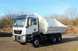 kipper vrachtwagen > 7.5 t MAN TGS 33 6x4 /3-Seiten- Kipper / EURO 6