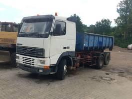 kipper vrachtwagen > 7.5 t Volvo -380 6x2 1996