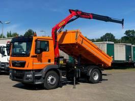 kipper vrachtwagen > 7.5 t MAN TGM 18 MAN TGM 4x2 / Palfinger PK 11.001 SLD 2020
