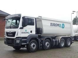 kipper vrachtwagen > 7.5 t MAN 32.420 8x4 /Euromix- Kipper / EURO 6