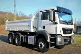 kipper vrachtwagen > 7.5 t MAN TGS 33 6x4 /3-Seiten - Kipper / EURO 6
