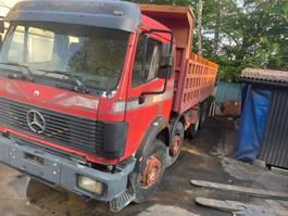 kipper vrachtwagen > 7.5 t Mercedes-Benz SK 1990