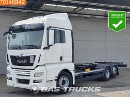 wissellaadbaksysteem vrachtwagen MAN TGX 26 6X2 XLX Intarder Liftachse ACC Navi 2018