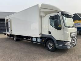 bakwagen vrachtwagen DAF LF 210 FA 2021