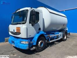 tankwagen vrachtwagen Renault Dxi 18612 Liter, LPG Gas tank, Manual,Steel suspension 2007