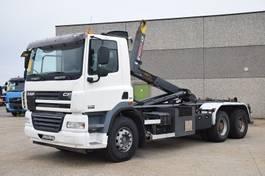 containersysteem vrachtwagen DAF CF 85.360 6X4 CONTAINER SYSTEEM- CONTAINER SISTEEM- CONTAINER HAAKSYSTEEM- SYSTEME CONTENEUR 2008