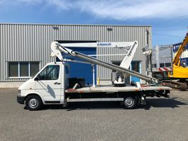 autohoogwerker vrachtwagen Bizzocchi Artica 2100 HP, Auto Hoogwerker, 21 meter 2004
