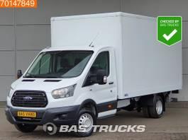 gesloten bestelwagen Ford 2.0 TDCI 130PK Bakwagen Dubbellucht Laadklep Airco Koffer LBW A/C 2018