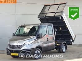 kipper bedrijfswagen Iveco 35C18 180PK Automaat 3 zijdige Kipper Dubbellucht A/C Double cabin Cruis... 2021