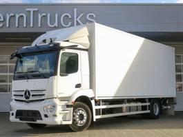 bakwagen vrachtwagen Mercedes-Benz Actros 2021