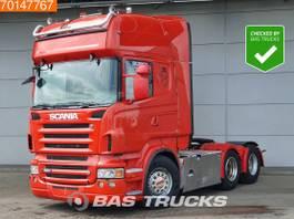 standaard trekker Scania R620 6X4 V8 Manual Retarder Hydraulik Euro 4 2008